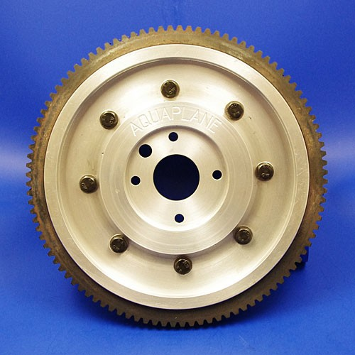 aquaplane aluminium flywheel with gear ring