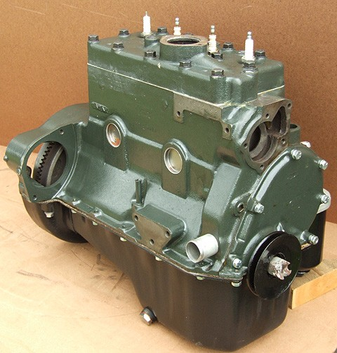 Engines And Auto Parts For Sale: 100E-6010: Fully Rebuilt Engine 100E - Engine - Classic Ford Parts