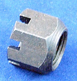 nut (front radius rod bolt))